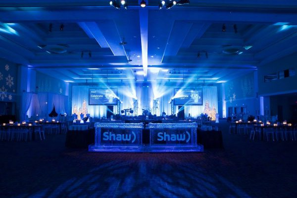 Shaw holiday party